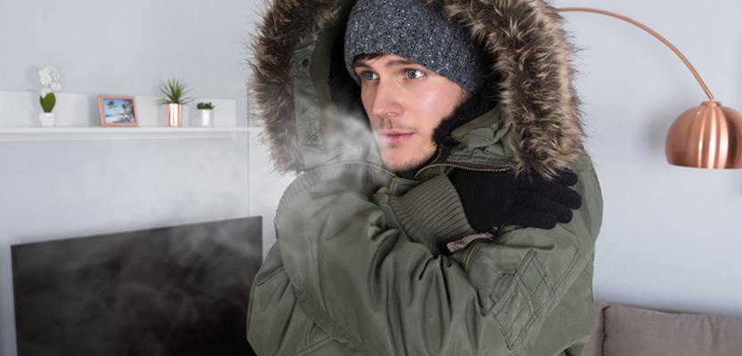 Aislar su casa contra el frío