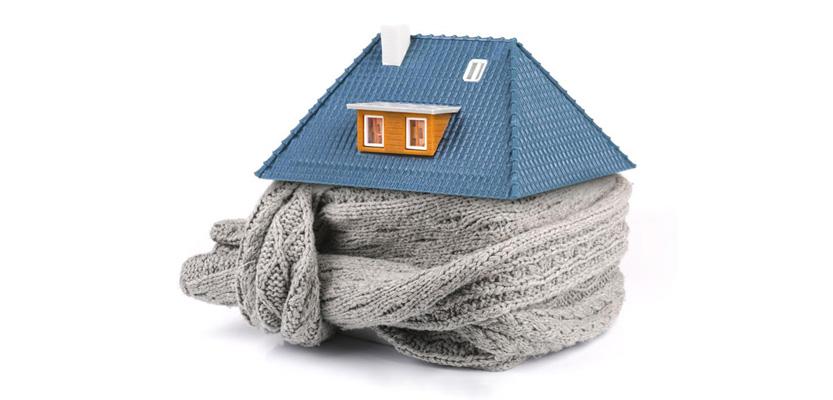 Aislamiento de viviendas contra el frío