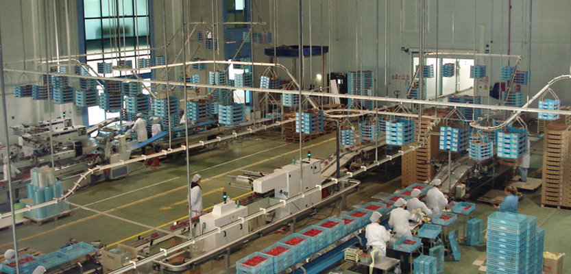 Aislamiento naves industriales